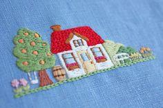 『赤い屋根のお家』