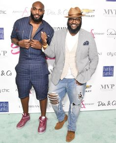 So the #ROMPHIM made an appearance at the @TCFStyleExpo! How you like it ladies? http://thecurvyfashionista.com/2017/08/tcfstyle-roundup-big-tall-men-expo/