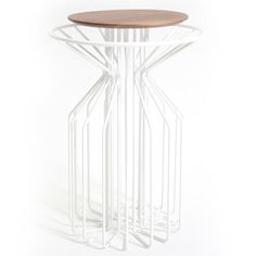 Amarant Side Table White I, 322€, by Spell from Holland !!
