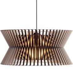 Secto Design Kontro 6000 hanglamp LED