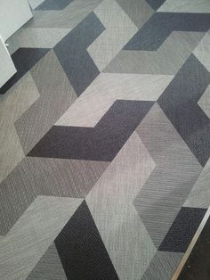 *Floors* brought to you by All-In Living #bolon #graphic www.allinliving.nl