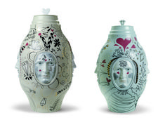 Jaime Hayon, Fantasy Collection for Lladro http://www.hayonstudio.com/bigImage.php?id=450&project_id=42