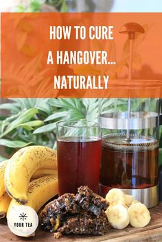 Drink Hangover Tea! That's right, water isn't the only liquid your body needs. Other liquids, such as Hangover Tea, help restore electrolytes. Try drinking a glass of coconut water as well. Learn more all-natural hangover cures at http://america.yourtea.com/blogs/healthy-tips/46874692-all-natural-hangover-cures?_ga=1.94543964.1509873513.1439317348 | Health Tips