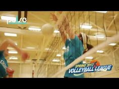 Girls Spring Volleyball League!