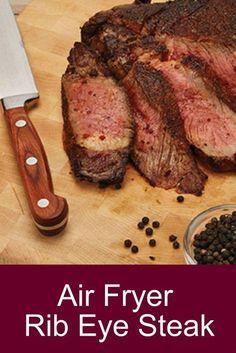 Air Fryer Recipes - Air Fryer Recipes – My Honeys Place - Air Fryer Recipes Meat, Air Frier Recipes, Beef Recipes, Cooking Recipes, Healthy Recipes, Actifry Recipes, Ninja Recipes, Catfish Recipes, Kuchen