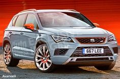 Autobest: news cars every day!: Seat will develop Ateca Cupra