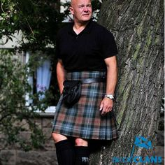 This is a traditionally made hand stitched kilt made in Scotland by us.  We pride ourselves...