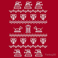 Timey Wimey Christmas