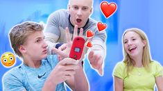 💘Parents Discover Chad's Romantic Texts with NEW CRUSH 😡 - YouTube