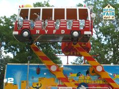 #2 in our contest is the Fire chief ride