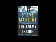 "Steve Martini author ""The Enemy Inside"" on ""Book Talk Radio"""