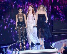 MTV Movie Awards 2018: Camila Mendes, Madelaine Petsch e Lili Reinhart, a Veronica, Cheryl e Betty, de Riverdale.