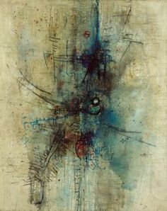 Risultati immagini per Alfred Otto Wolfgang Schulze Action Painting, Painting & Drawing, Abstract Expressionism, Abstract Art, Tachisme, Social Art, European Paintings, Japanese Prints, All Art