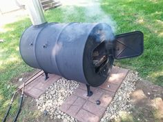Wood Burning Pool Heater - Heat Your Pool For Free! ~ Simple Suburban Living