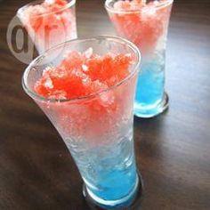 Wodka cocktail met een Hollands tintje