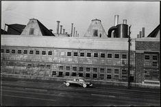 Robert Frank. 'Detroit River Rouge Plant' 1955