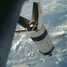 From the Lovely Apollo Room': 50 Years Since Apollo 7 Brought America's Lunar Goal Closer (Part 3) By Ben Evans, on October 21st, 2018