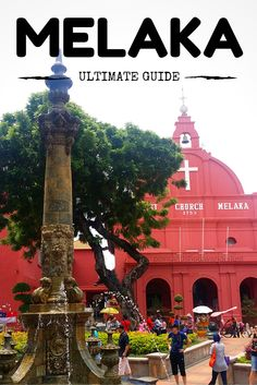 Your ultimate guide to traveling cheap in the World Heritage CIty of Melaka Malaysia Itinerary, Malaysia Travel Guide, Ways To Travel, Places To Travel, Travel Tips, Online Travel Agent, Ultimate Travel, Spain Travel, Travel Agency