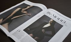 PF Regal Text Pro | Paper magazine | Magazine Design