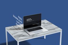 Free Download Laptop Mockup on Behance