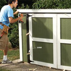 + images about Garage storage locker on Pinterest | Outdoor Storage ...
