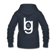 Frauen Premium Kapuzenjacke Hoodies, Sweaters, Shopping, Fashion, Jackets, Woman, Moda, Sweatshirts, Fashion Styles