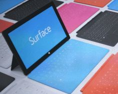 Microsoft New Surface - Awesome :)