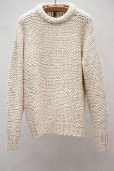 Quena Pullover — Ecru