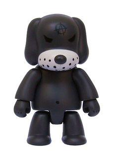 Anarchy Qee Grey Dog secret - Toy2r