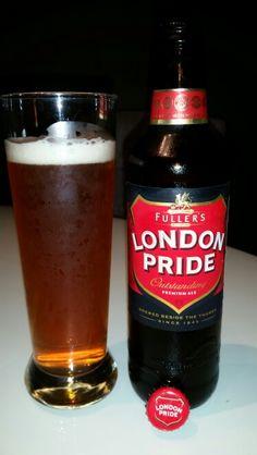LONDON PRIDE PREMIUM ALE