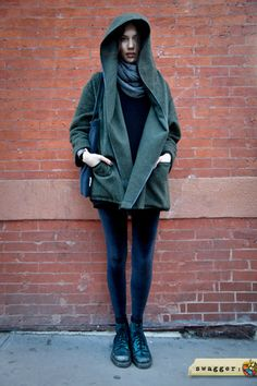 Winter NYC Style