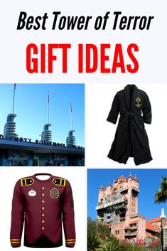 15 Best Tower of Terror Merchandise Gift Ideas - ThemeParkHipster Disney Fun, Disney Parks, Disney Moms, Disney Vacation Planning, Disney World Planning, Universal Halloween Horror Nights, Theme Park Outfits, Hollywood Tower Hotel, Tower Of Terror