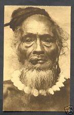 Kei Island native Man Moluccas Maluku Indonesia ca 1910