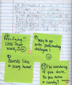 """Writing Feedback - Have you noticed that there seems to be three main approaches to teaching the writing process? The """"free to be me"""" approach The """"assigned task"""" approach The """"demonstrate, scaffold, release to write"""" approach 5th Grade Writing, Work On Writing, Writing Workshop, Kids Writing, Teaching Writing, Writing Activities, Teaching Tips, Writing Help, Writing Process"""