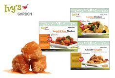 Gluten-Free Chinese Food - GF Sweet & Sour Chicken, GF Lemon Chicken and GF Chicken Nuggets