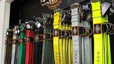Mooie kleuren honden Sport  halsbanden van Extreme Dog Gear