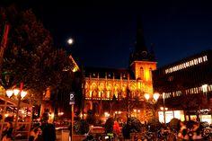Place de la Cathédrale, Liège - #Belgique #Liège #Cathédrale