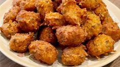 《饅頭炸丸|Steamed Bun Croquettes》剩饅頭的美麗變身,饅頭能讓丸子更酥脆膨鬆,外酥里嫩,好吃得停不下來喔!~素食Vegan~ - YouTube