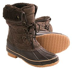 Cold Weather Boots And On Pinterest