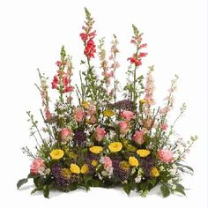 Church Wedding Flower Designs; Browse thru Galleries filled with ideas for bridal bouquets, church decorations, gowns, favors, centerpieces & more! Easy flower arranging tutorials.