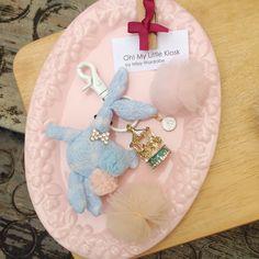 Customer special request ;) #koreanbunny #bunny #bagcharm