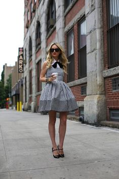 What I'd Wear: The Outfit Database (original: Atlantic Pacific ) Moda Preppy, Preppy Mode, Preppy Style, Fashion Sites, Fashion Outfits, Womens Fashion, Fashion Story, Asos Dress, Dress Up