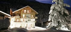 Hotel Vedig Santa Caterina Valfurva Albergo Vedig is in the heart of the Stelvio National Park, with ski-to-door access to the slopes. It offers ski storage, a wellness centre, and modern, Alpine rooms. Holiday Destinations, Snowboard, Places To Travel, Places Ive Been, Mount Rushmore, Skiing, National Parks, Santa, Cabin