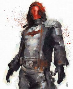 Red Hood by Marco Turini *