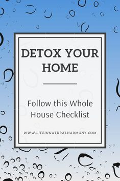 Detox Your Home with this checklist! Detox your environment for a healthier, non-toxic living. Natural Cleaning Solutions, Natural Cleaning Products, Castile Soap Uses, Organic Lifestyle, Lifestyle Blog, Healthy Lifestyle, Detox Your Home, Natural Air Freshener, Organic Living