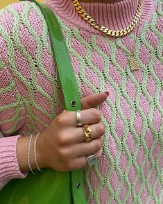 Trendy Outfits, Cute Outfits, Fashion Outfits, Womens Fashion, Mode Pastel, Mode Inspiration, Aesthetic Clothes, Pink And Green, What To Wear