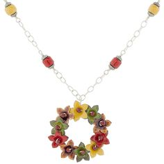 Flower Market Necklace | Fusion Beads Inspiration Gallery