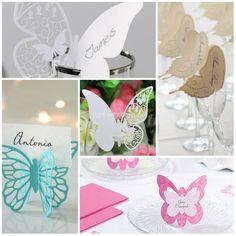 thème papillon mariage marque plage