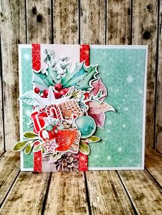 Christmas Note, Christmas Card Crafts, A Christmas Story, Xmas Cards, Handmade Christmas, Card Making Inspiration, Making Ideas, Card Tags, Paper Cards