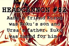 Aang's friend Kuzon was Roku's son and Ursa's father. Zuko was named for him. Submitted by her Art Avatar The Last Airbender Funny, The Last Avatar, Avatar Airbender, Avatar Zuko, Team Avatar, Writing Fantasy, Water Tribe, Avatar Series, Let It Out